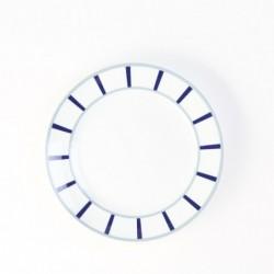 Assiette basque ronde plate...